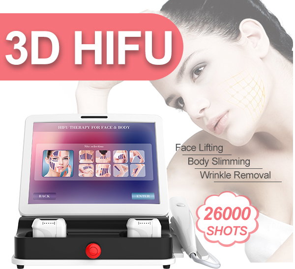 Professional Ultherapy HIFU Machine for Sale in Usa