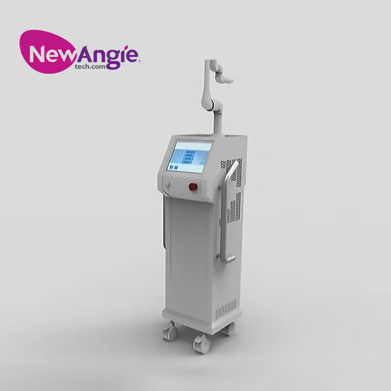 4D Touch Screen Fractional Co2 Laser Beauty Machine