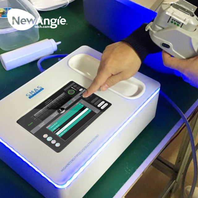 Skin Tightening at Home Portable Hifu Machine for Sale - Buy