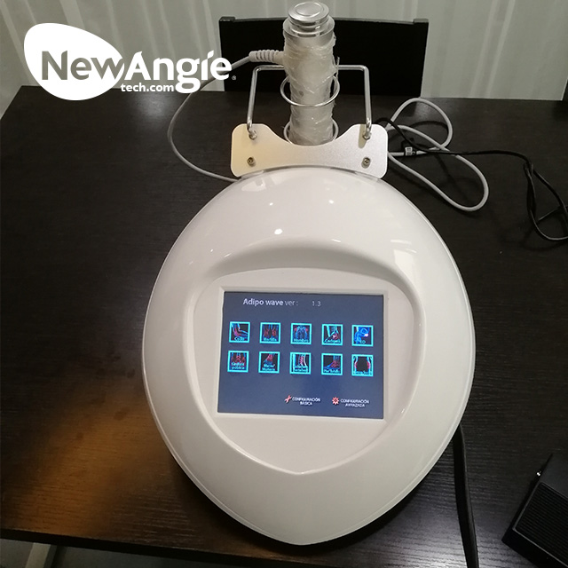 Extracorporeal Shockwave Therapy Machine