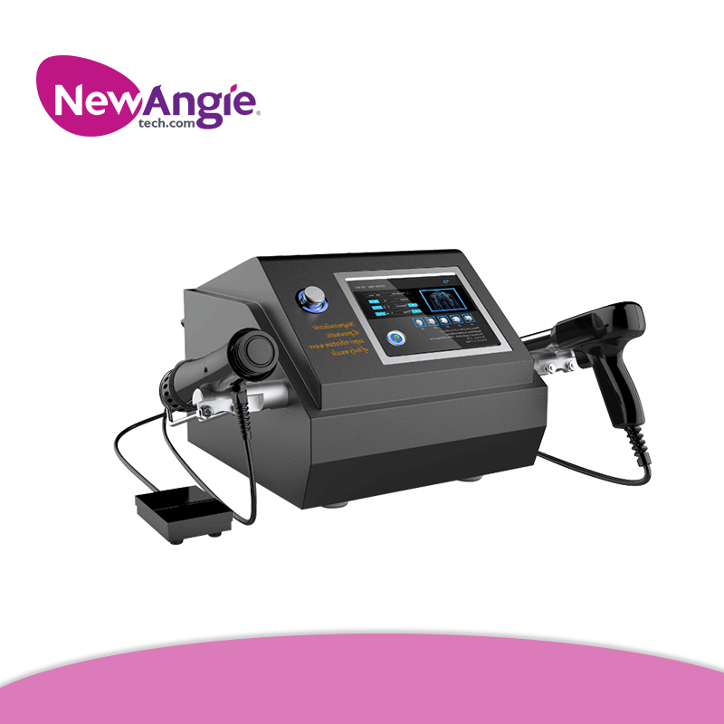 2020 Pneumatic & Electromagnetic shock wave therapy equipment machine