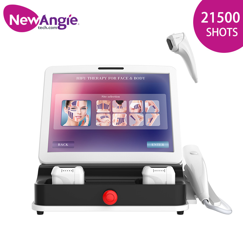 30% Off Advanced HIFU Ultrasonic Facial Lifting Machine with CE Certificate