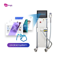 Newest Android System 808 Diode Laser Hair Removal Machine for Sale DL107