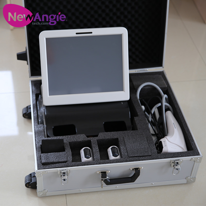 Hot Sale Skin Tightening Hifu Technology Facelift Machine Price