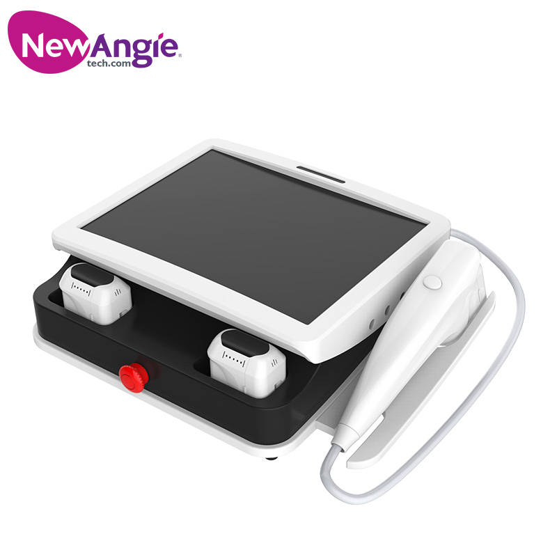 New Line Added High Intensity Focused Ultrasound Machine with 11 Lines Adjustable Function 21500 Shots