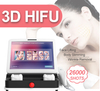 Ultherapy Machine for Sale Hifu Face Lifting Hifu 3d Machine Price 26000shots