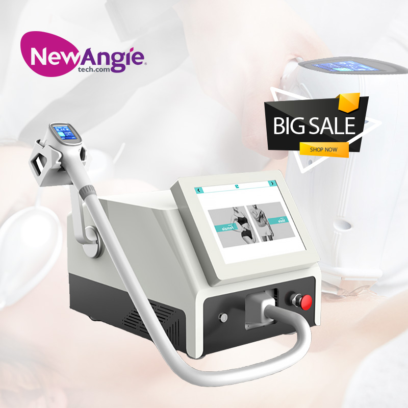 Latest Painless 1060nm 808nm Diode Laser Machine/commercial Laser Hair Removal Machine Price