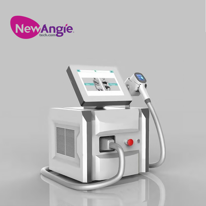 808 Long Laser Hair Removal 3 Wavelength Diode Laser Hair Removal